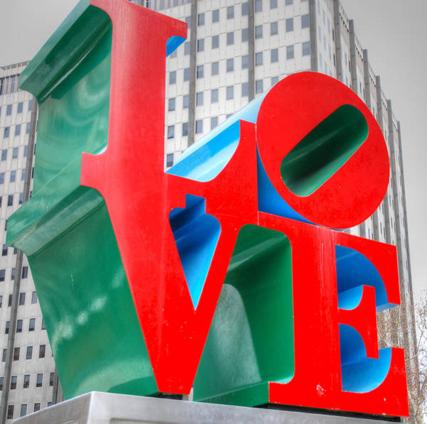 Photograph - Love Sculpture by Jennifer Ancker