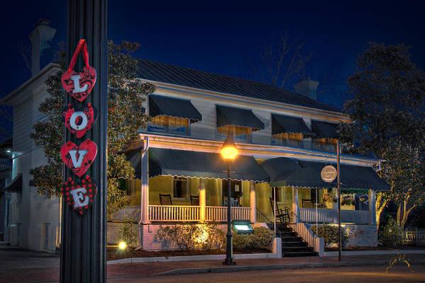 Photograph - Love Smithfield Inn by Williams-Cairns Photography LLC