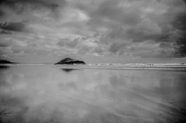 Photograph - Love The Lovekin Rock At Long Beach by Roxann Hurtubise