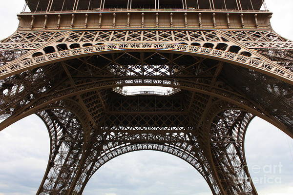Photograph - Lovely Eiffel Tower by Carol Groenen