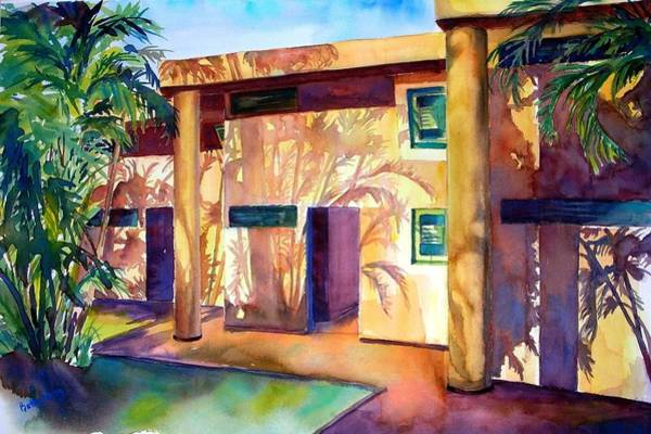 Painting - Lovely Shadows by Betty M M Wong