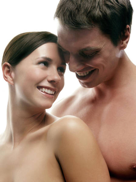 Passionate Photograph - Lovers by Kate Jacobs/science Photo Library
