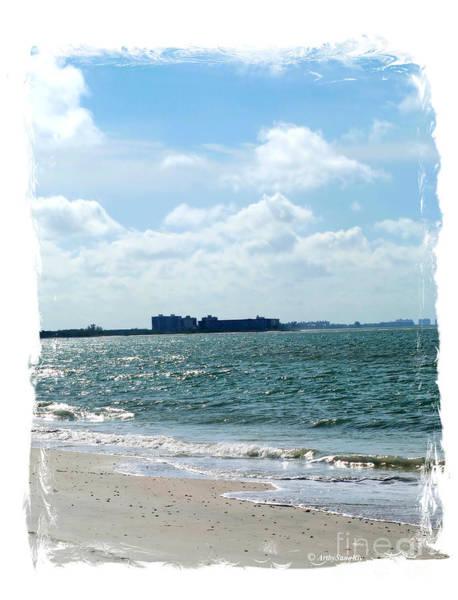 Photograph - Lovers Key Beach. Florida by Oksana Semenchenko
