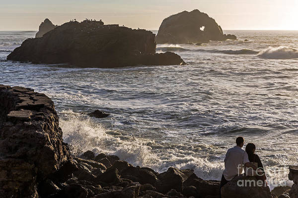 Photograph - Lover's Rock by Kate Brown