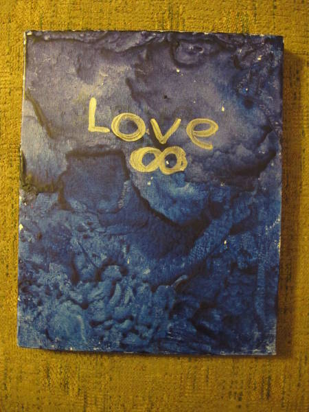 Painting - Loves Blue Mood by Lawrence Christopher
