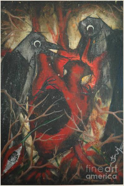 Kannan Painting - Loving Heart by Sooraj Kannan