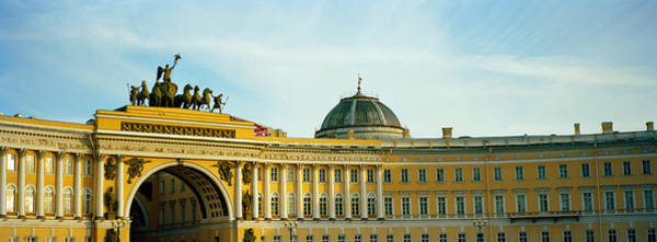 Hermitage Photograph - Low Angle View Of A Building, General by Panoramic Images