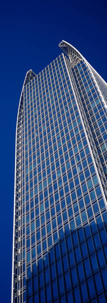 Fulton County Photograph - Low Angle View Of A Building, Symphony by Panoramic Images
