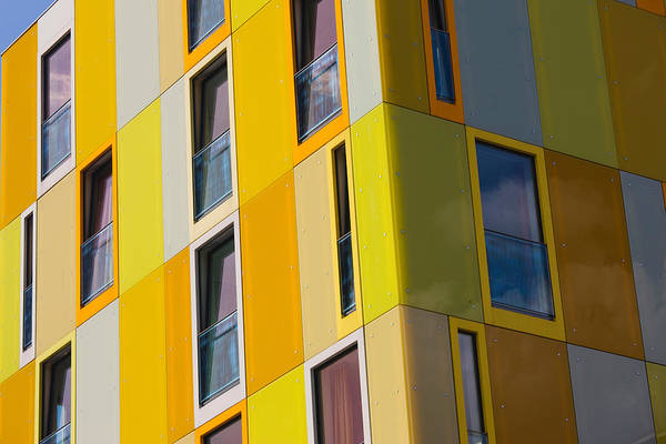Bremen Wall Art - Photograph - Low Angle View Of A Youth Hostel by Panoramic Images
