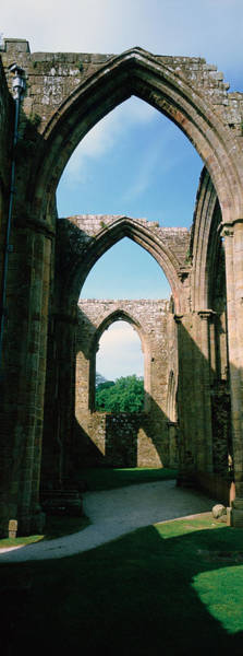Bolton Photograph - Low Angle View Of An Archway, Bolton by Panoramic Images