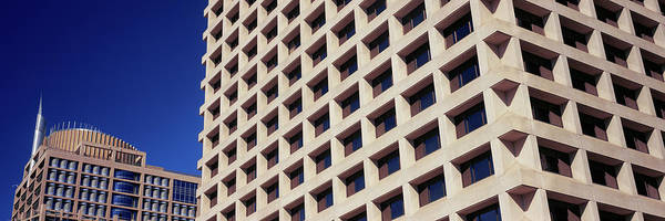 Maricopa Photograph - Low Angle View Of Buildings, Phoenix by Panoramic Images