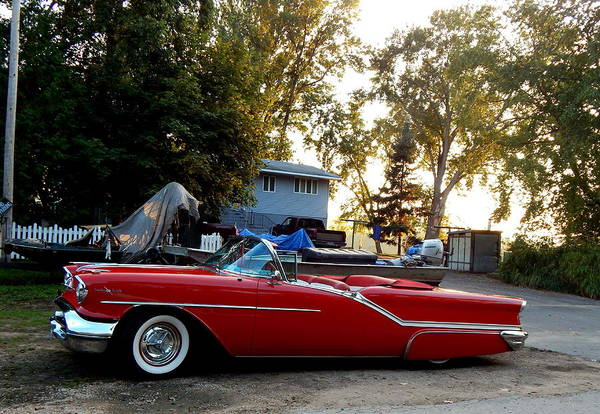 Photograph - Low Rider by Wild Thing