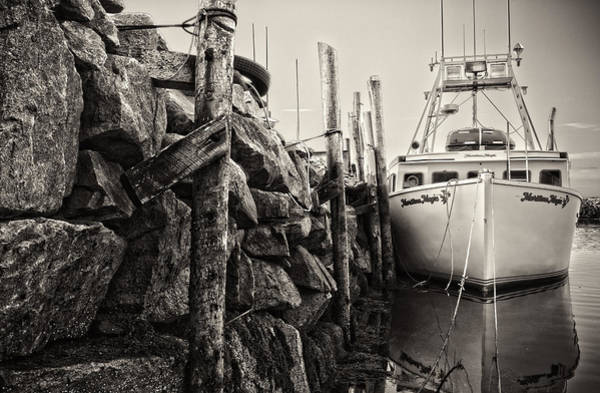 Photograph - Low Tide by Garvin Hunter