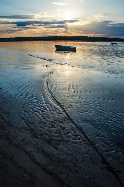Cape Elizabeth Photograph - Low Tide Parking by Kristopher Schoenleber