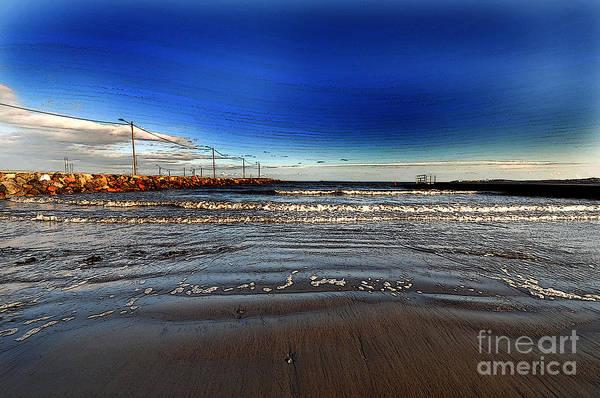 Photograph - Low Tide by Randi Grace Nilsberg