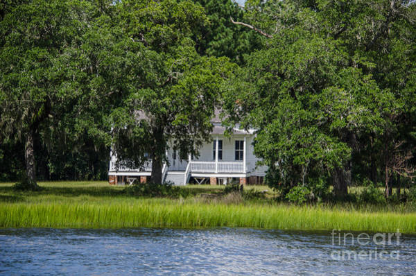 Photograph - Lowcountry Plantation by Dale Powell