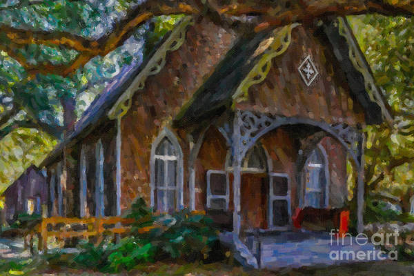 Digital Art - Lowcountry St. James by Dale Powell