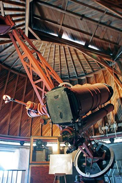Wall Art - Photograph - Lowell Observatory Telescope by Babak Tafreshi/science Photo Library