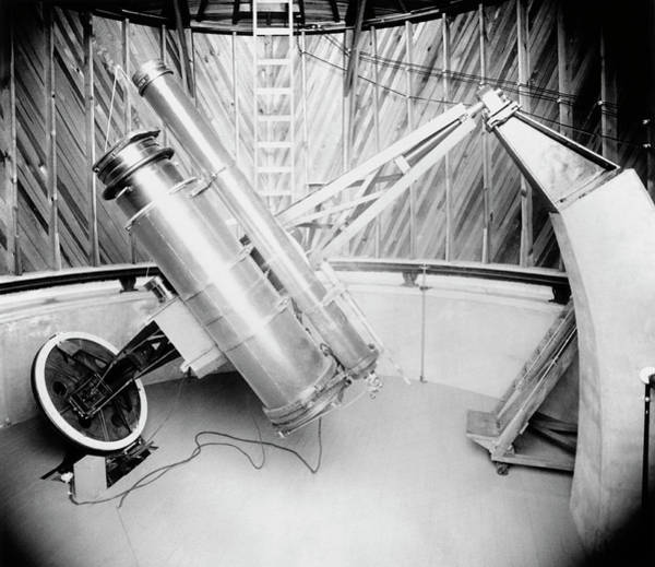 Wall Art - Photograph - Lowell Observatory Telescope by Royal Astronomical Society/science Photo Library