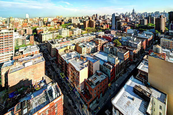 East Side Photograph - Lower East Side by Tony Shi Photography