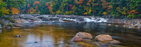 Photograph - Lower Falls On The Swift River by Jeff Sinon