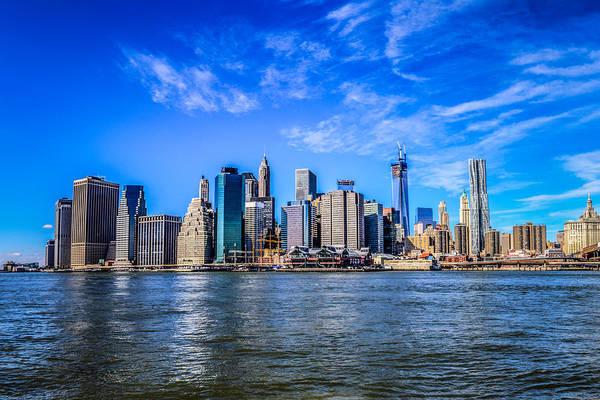Photograph - Lower Manhattan by Randy Scherkenbach