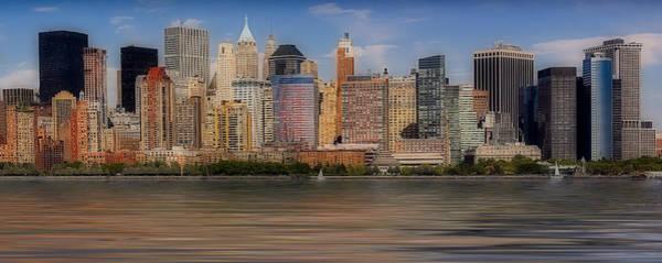 Photograph - Lower Manhattan by Susan Candelario