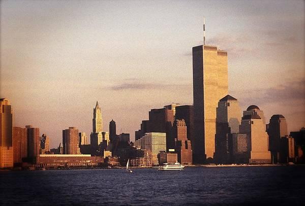 Lower Manhattan World Trade Center Art Print