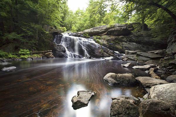 Wall Art - Photograph - Lower Purgatory Falls by Eric Gendron