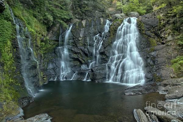 Photograph - Lower Raymondskill Falls by Adam Jewell