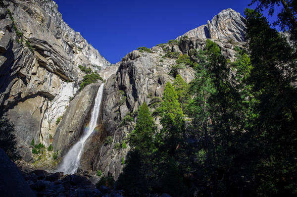 Wall Art - Photograph - Lower Yosemite Falls by Scott McGuire