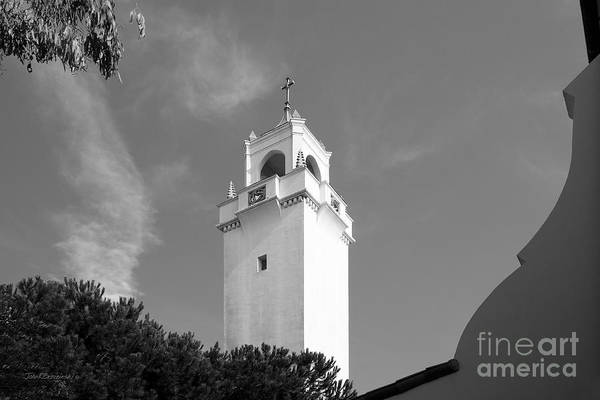 Photograph - Loyola Marymount University Sacred Heart Chapel by University Icons