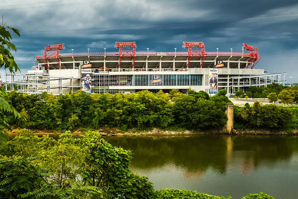 Photograph - Lp Field by Ron Pate