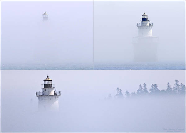 Wall Art - Photograph - Lubec Channel Lighthouse by Marty Saccone