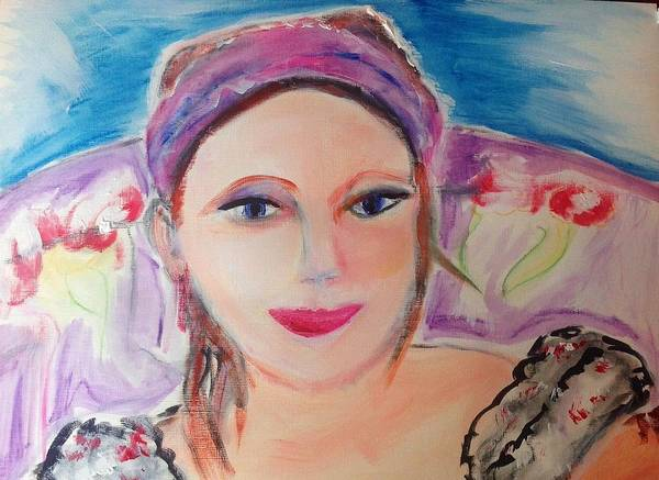 Lucky Charm Painting - Lucky Me by Judith Desrosiers