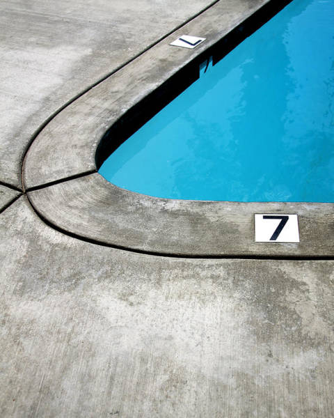 Wall Art - Photograph - Lucky Sevens Palm Springs by William Dey