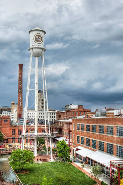 Durham Wall Art - Photograph - Lucky Strike by Emily Kay