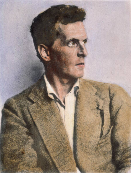 Wall Art - Photograph - Ludwig Wittgenstein by Granger