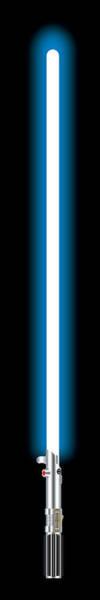 Episode Iv Wall Art - Digital Art - Luke's Lightsaber I by Nathan Shegrud