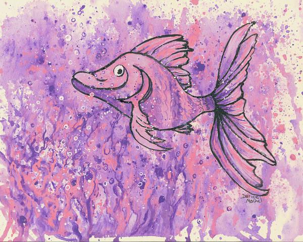 Painting - Lulu by Darice Machel McGuire