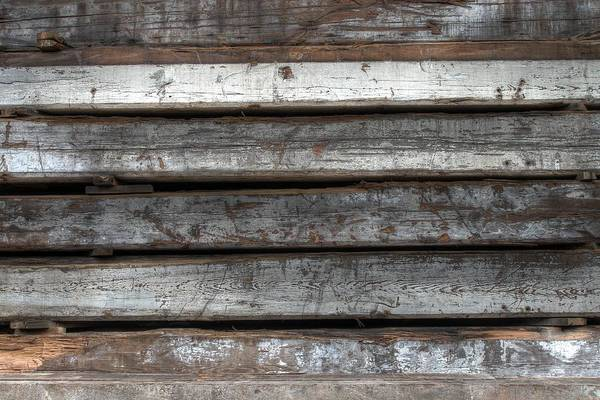 Wall Art - Photograph - Lumber by Jane Linders