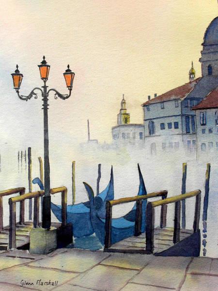 Lumi Di Candelbro Art Print