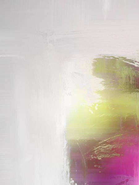 Painting - luminescence II by John WR Emmett