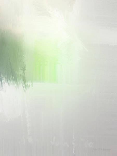 Painting - luminescence IV by John WR Emmett