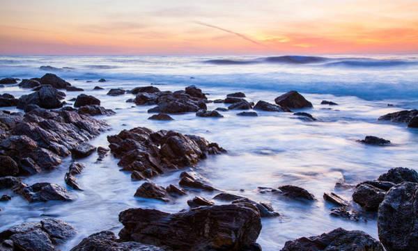 Photograph - Lunada Bay Sunset by Adam Pender