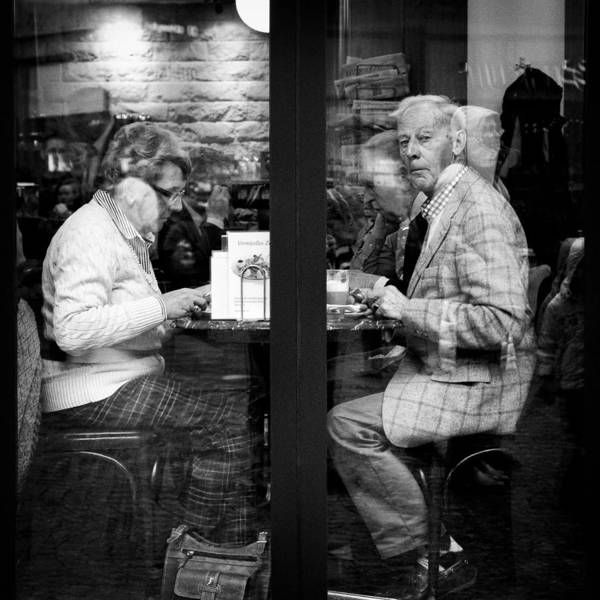 Photograph - Lunch by Dave Bowman