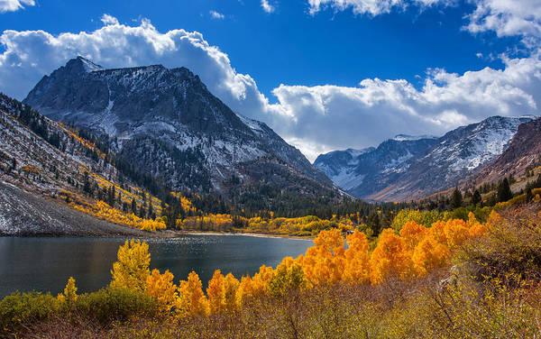 Photograph - Lundy Lake by Tassanee Angiolillo