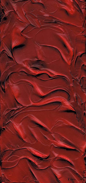 Arousal Painting - Lust. by Kenneth Clarke