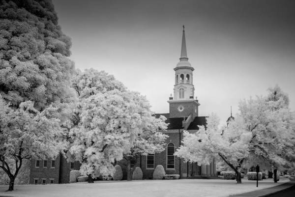 Photograph - Lutheran Theological Seminary Chapel by Guy Whiteley
