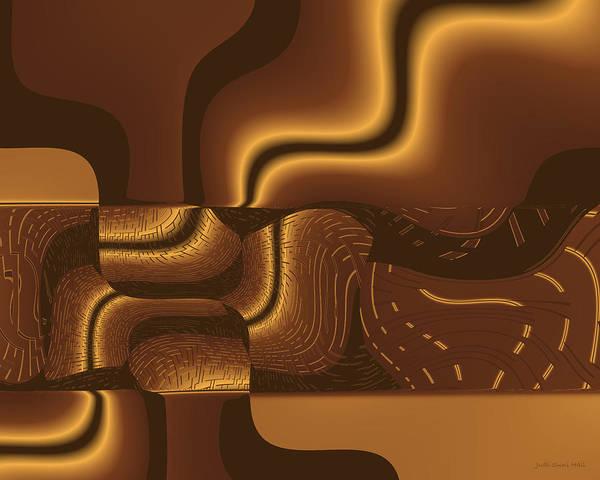 Digital Art - Luxurious by Judi Suni Hall
